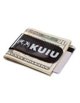 KUIU Money Clip, Carbon Fiber
