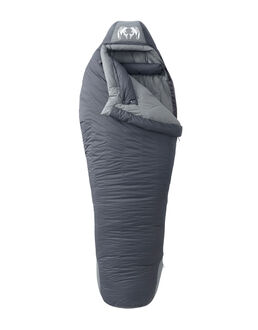 Super Down Sleeping Bag 15°, Phantom-Steel Grey