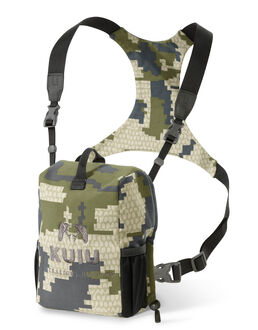 Green Camo Binocular Harness - KUIU