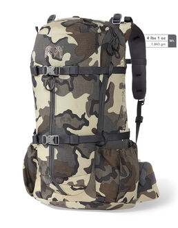 Icon Pro 1850 Green Camo Hunting Day Pack