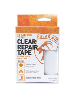 Clear Nylon Fabric Repair Tape