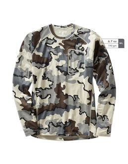 Merino Wool 145 Camo Hunting Shirt