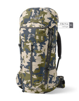 Camo Lightweight Hunting Backpack