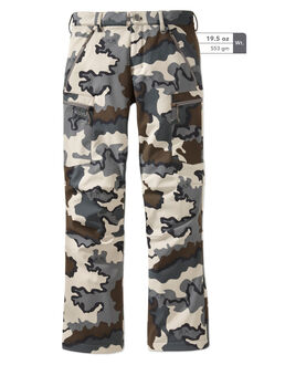 Guide Camo Hunting Pants