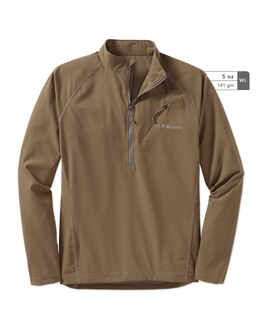 Ultra Tiburon Half-Zip Hunting Shirt