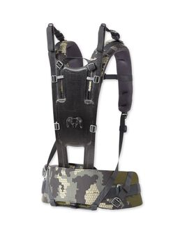 hunting pack frame suspension