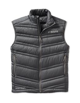 Super Down Hunting Vest