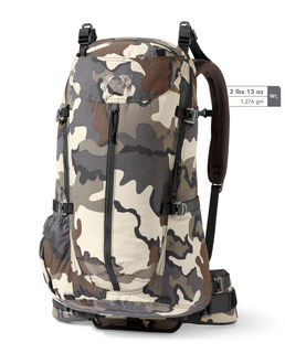 Grey Camo Hunting Backpack