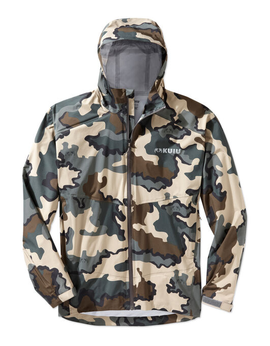 Outlet Teton Rain Jacket