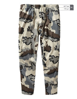Grey Camo Merino Hunting Pants