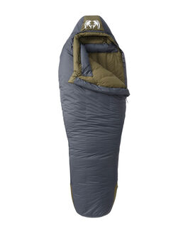 Super Down Sleeping Bag 30°, Phantom-Olive
