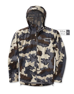Ultra NX Camo Hunting Rain Jacket