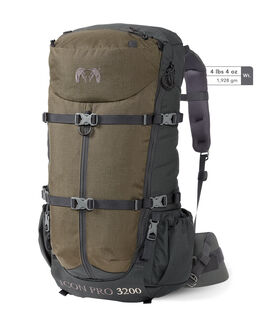 Icon Pro 3200 Camo Hunting Backpack
