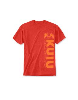 Youth Vertical T-Shirt, Red