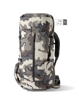 Grey Camo Lighweight Hunting Backpack