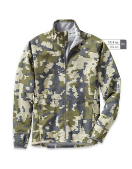 Peloton 240 Camo Hunting Full-Zip