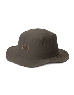 Brown Bow Hunting Hat