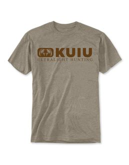 Block T-Shirt, Warm Grey
