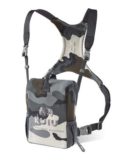 Grey Camo Binocular Harness - KUIU