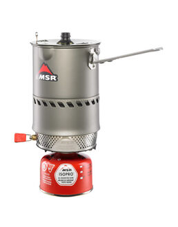 MSR Reactor Hunting Stove