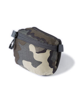 Grey Camo Hunting Hip Belt Pouch