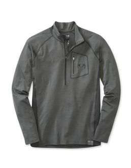 Ultra Merino 145 Zip Shirt