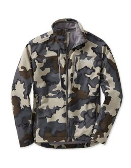 Chinook Camo Hunting Jacket