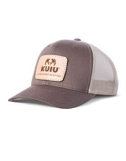 Retro Mesh Snap Back Hat