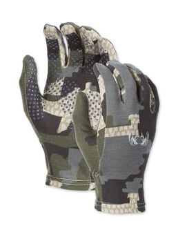 Merino 210 Camo Hunting Gloves