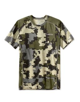 Ultra Merino Short Sleeve Hunting Shirt
