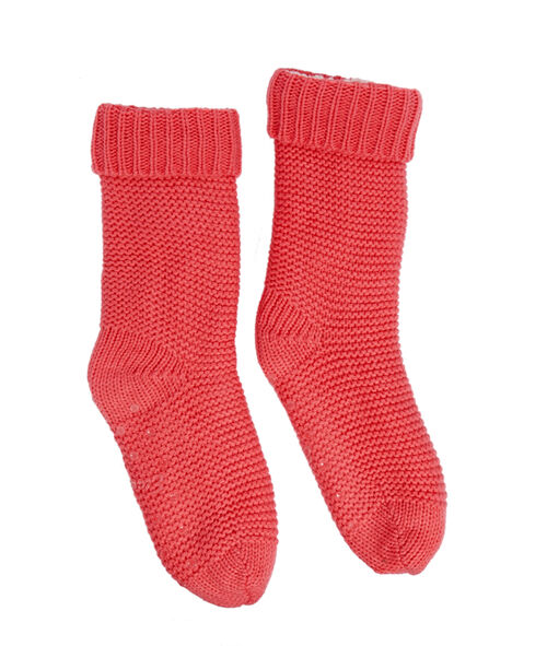 Chaussettes chaussons