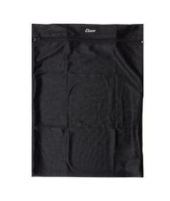 Bolsa de lavado negro.