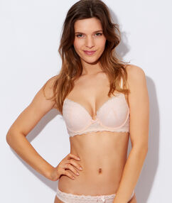 Soutien-gorge magic up® rose pâle.