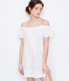Nightdress white.