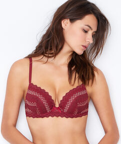 Soutien-gorge magic up® myrtille.