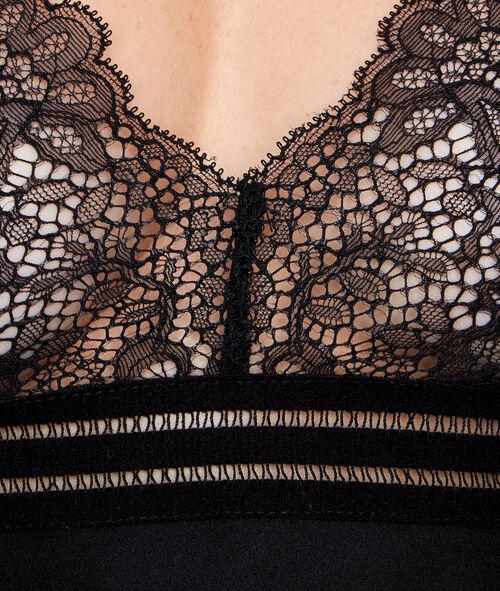 Satine lace top;${refinementColor}