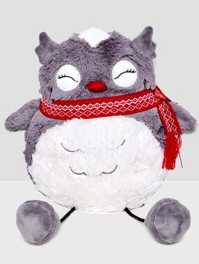Owl pyjama rack grey.