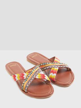 Flip-flop multicolor.