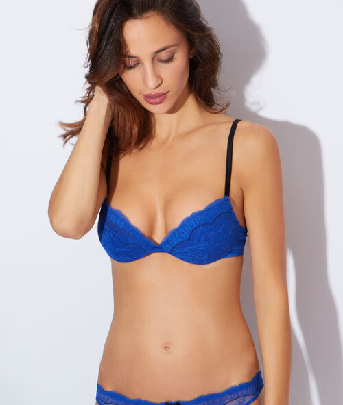 Collection Natalia : Push up soie