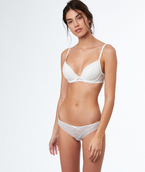 Soutien-gorge N°2 - Push Up Plongeant;${refinementColor}