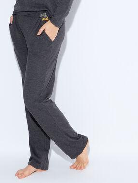 Pyjama pants grey.