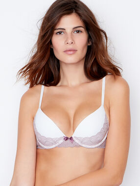 Magic up® bra white.