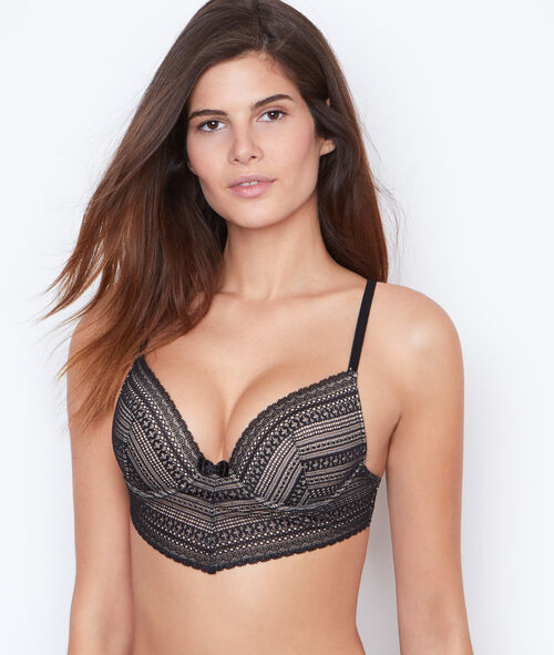 Lace magic up® bra;${refinementColor}