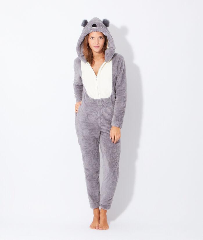 da9de4de94d2d pyjama femme velours etam