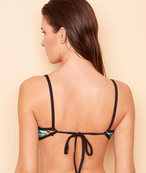 Triangle bra;${refinementColor}