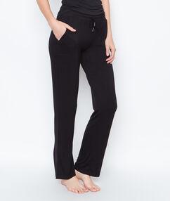 Pantalon confort noir.