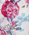 Short imprimé fleuri tropical