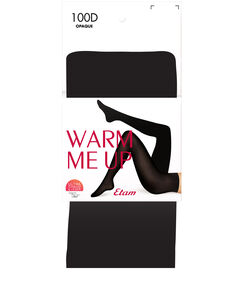 Opaques tights 100d black.