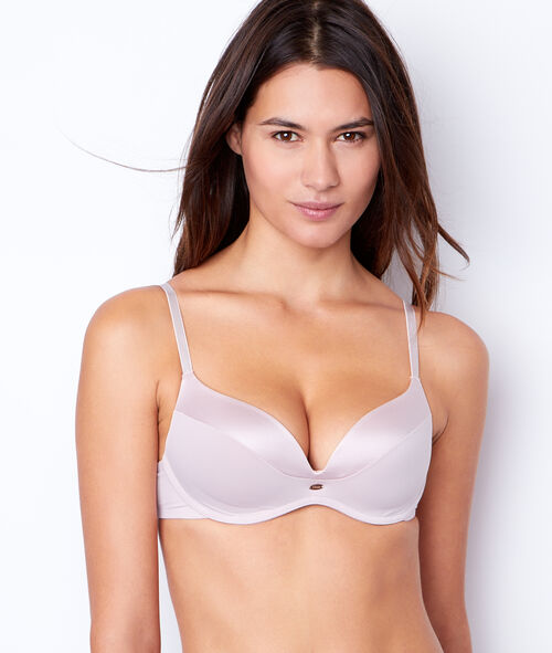 Micro padded demi cup wireless;${refinementColor}