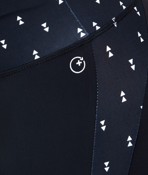 Sport pants, ultra-strech, reflecting details;${refinementColor}